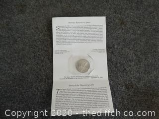 Space Shuttle Commemorative Coins