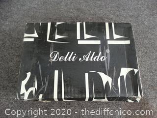 Brand New Delli Aldo Boots Size 9