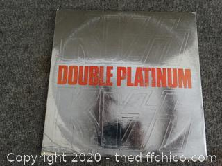 Kiss Double Platinum Record