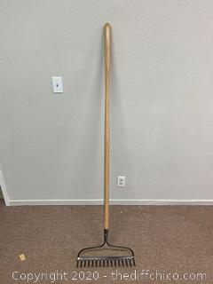 "Forged Bow Head 16"" Rake (J11)"