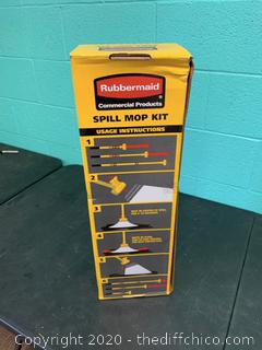 Rubbermaid Spill Mop Kit (J54)