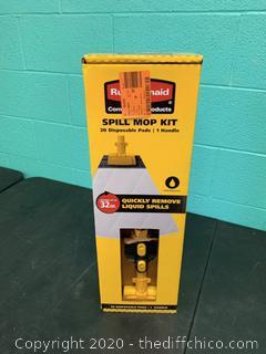 Rubbermaid Spill Mop Kit (J56)