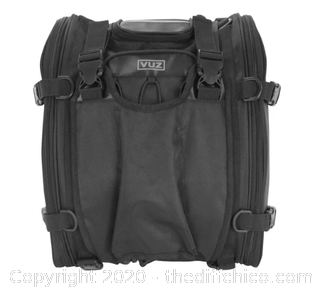 Vuz Moto Expandable Tail Bag (J64)