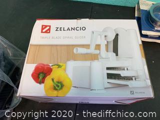 Zelancio Spiral Slicer (J67)