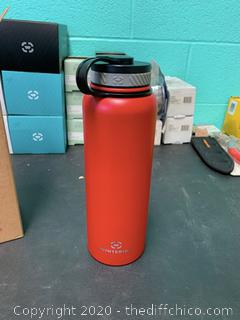 Winterial 40oz Stainless Steel Water Bottle - Red (J86)