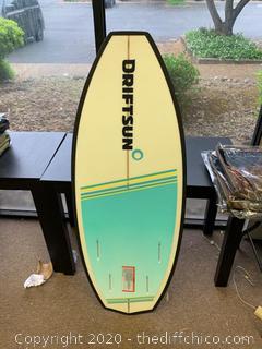 Driftsun Throwdown Wakesurf Board (J99)
