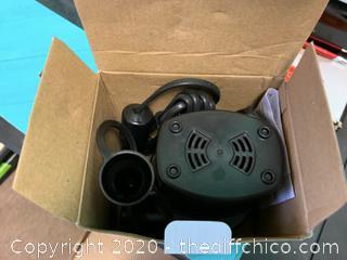 Frontpet Back Seat Car Extender Inflatable (J101)
