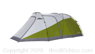 Vuz 12 Foot Waterproof Motorcycle Tent With Integrated 3-Person Tent Space (J110)