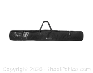 Winterial Rolling Ski Bag, Winter Travel Bag with Wheels, 76in x 9.5in