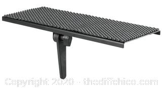 WALI TV Top Shelf 12 Inch Flat Panel Mount (J133)