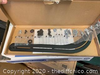 WALI Universal Sound Bar Bracket for Mounting (J182)