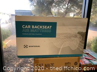 Winterial Backseat Inflatable Car Mattress (J193)