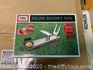 Deluxe Golfers Tool (J205)