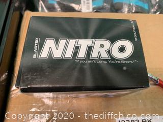 Nitro Blaster Golf Balls - Box of 12 Balls (J211)