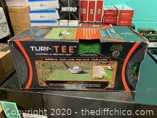 Turf Tee Chipping and Driving Mat (J215)