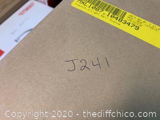 Maxim 13572CFAF 2 Light Wall Sconce in Auburn Florentine (J241)