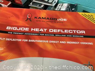 Kamado Joe Big Joe Heat Deflector (J246)