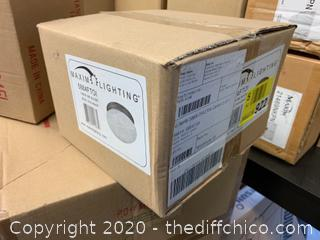Maxim Lighting 5884FTOI Essentials 588x Flush Mount, Oil Rubbed Bronze (J267)