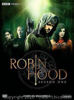 Robin Hood: Season 1 BBC America 5 Disc Set