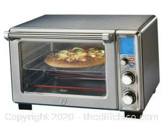 NEW Oster Digital Stainless Steel Countertop Turbo Convection Oven