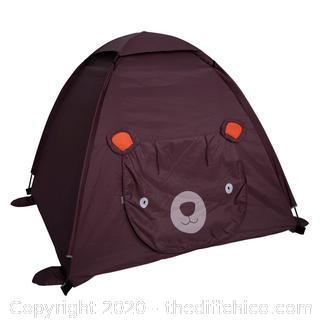 *NEW* Bear Play Tent Brown - Pillowfort