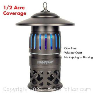 DynaTrap 1/2 Acre Tungsten Insect Mosquito Trap Plug In Outdoor Bugs