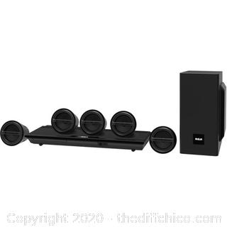 NEW Rca DVD Home Theater System Hdmi 1080p Output 300 W 5.1 Rtd3277h