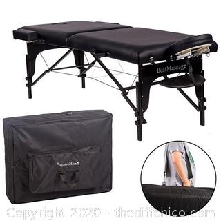 *NEW* Best Massage Two-Fold Portable Massage Table BMC100 (AMAZON $234)