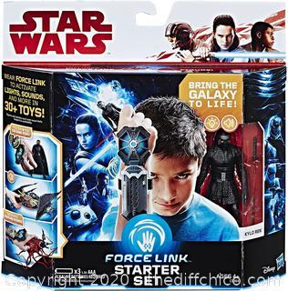 *NEW* Star Wars Force Link Starter Set including Force Link