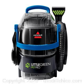 BISSELL Little Green Pet Pro Portable Steam Cleaner - Cobalt - 2891 ($159)