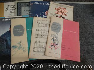 Organ Music  Books