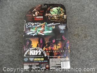 Gene Simmons  Psycho Circus Tour Edition Figurine