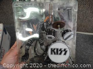 Peter Criss Psycho Figurine