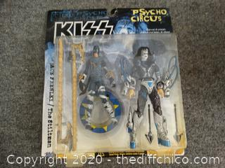 Ace Frehley Psycho Circus Tour Edition Figurine