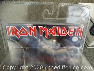 Iron Maiden  Figurine NIB