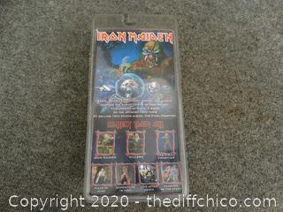 Iron Maiden The Final Frontier  Figurine NIB