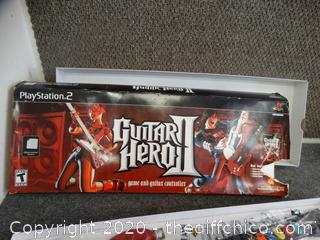 Guitar Hero 2 missing Game