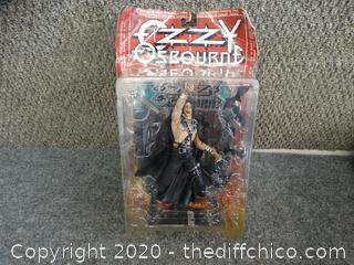 Ozzy Osborne  Figurine