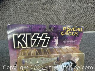 Paul Stanley  The Jester Psycho Circus Figurine NIB