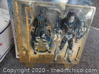 Ace Frehley The Stiltman  Psycho Circus  Figurine  NIB