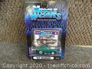 NIB Muscle Machines Die Cast Adult Collectibles