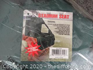 New Stadium Seat
