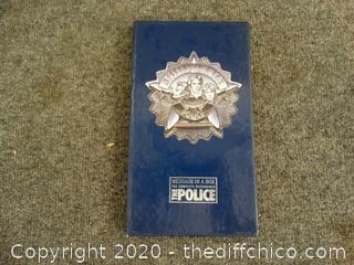 The Police CD Set