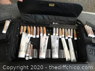Mary Kay  Case With Makeup