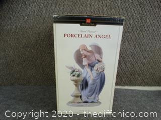Porcelain Angel NIB