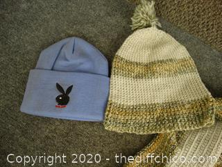2 Hats 1 Scarf