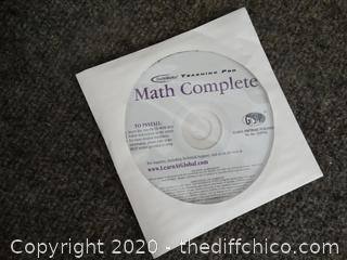 Mathematics Computer Program