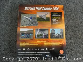 Flight Simulator Game