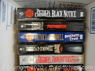 Patrica Cornwell Books