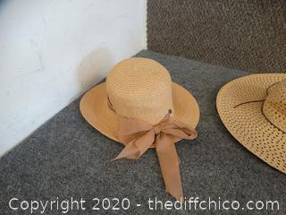 2 Sun Hats